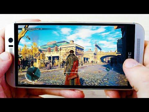 Новые лучшие Бесплатные игры android и iOS 2017 #5 онлайн видео