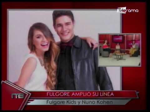 Líderes Empresariales: Fulgore amplió su línea Fulgore Kids y Nuno Kohen
