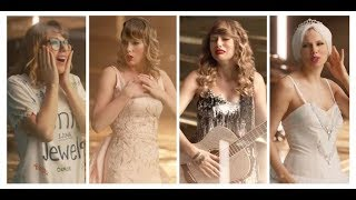 Video Every Old Taylor Swift in Look what you make me do  Music Video MP3, 3GP, MP4, WEBM, AVI, FLV Januari 2019