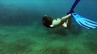 Watch This Girl Diving Is Just Simply Wonderful