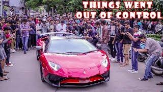 Video Millionaire arrives in ₹10 Crore Lamborghini & This happened | Reactions!! MP3, 3GP, MP4, WEBM, AVI, FLV Juni 2018