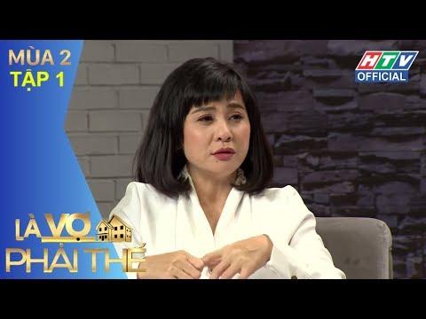 HTV LÀ VỢ PHẢI THẾ 2 | Kiều Minh Tuấn mong có con với Cát Phượng | LVPT #1 FULL | 10/4/2018 - Thời lượng: 54:23.