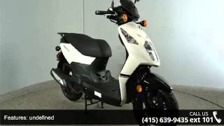 1. 2013 Lance Powersports PCH 125 Scooter San Francisco