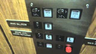 Williamsport (PA) United States  City new picture : Unknown elevator at Genetti Hotel in Williamsport, PA