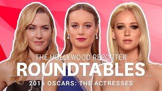 Video Jennifer Lawrence, Brie Larson, Kate Winslet & More Actresses on THR's Roundtables   Oscars 2016 MP3, 3GP, MP4, WEBM, AVI, FLV Juni 2018