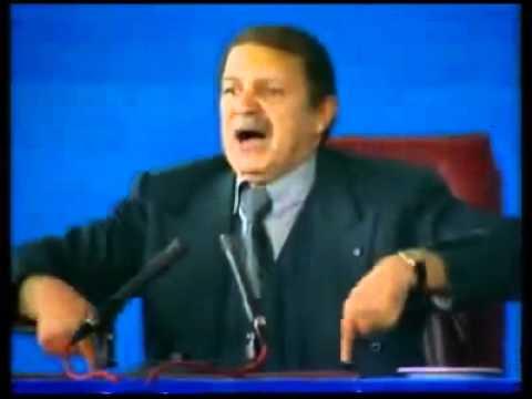 Abdelaziz Bouteflika - Vive notre Algerie - By TouHâmi ßzd