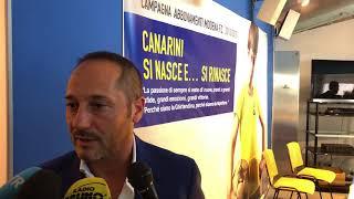 Modena FC - Campagna abbonamenti: presidente Carmelo Salerno