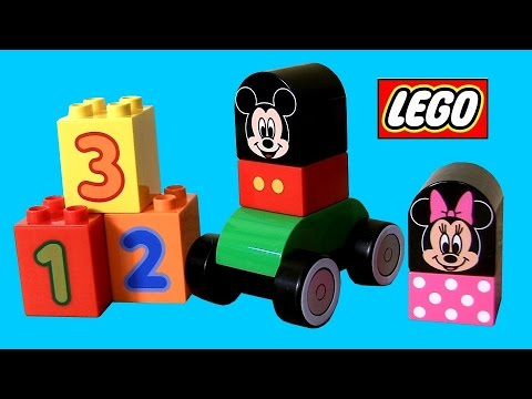 Channel - Welcome to Blucollection ToyCollector. This is Lego Duplo Mickey and Friends 10531. Play with all your favorite Disney characters. This fantastic 65 bricks collection comes in handy storage...