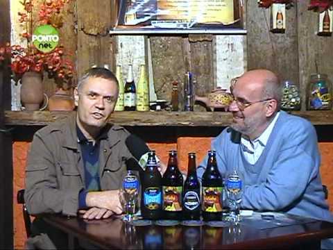 Entrevista com o experiente jornalista Ilgo Wink e o motivo que o levou a lançar as cervejas artesanais 1983, Kidiaba e Mazembier.