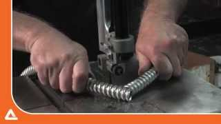 How to Cut Anaconda SEALTITE® Liquid-Tight Flexible Conduit