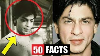 Video 50 Facts You Didn't Know About Shah Rukh Khan MP3, 3GP, MP4, WEBM, AVI, FLV Maret 2019