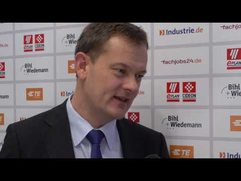 Neue Antriebs- und Motorengeneration ist Thema bei Jan Treede, Kollmorgen - Konradin Mediengruppe