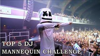 Video Top 5 DJ Mannequin Challenge (SUPER LIT!) ✔ MP3, 3GP, MP4, WEBM, AVI, FLV Februari 2019