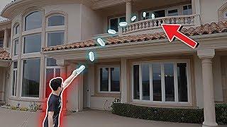 Video INSANE WATER BOTTLE FLIP TRICKSHOTS IN THE NEW HOUSE!! | FaZe Rug MP3, 3GP, MP4, WEBM, AVI, FLV Mei 2019