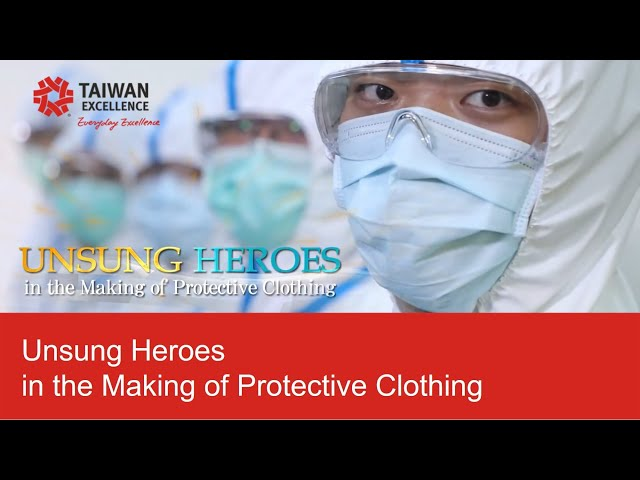 Unsung Heroes in the Making of Protective Clothing