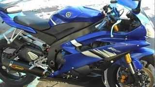 4. 2006 Yamaha YZF R6
