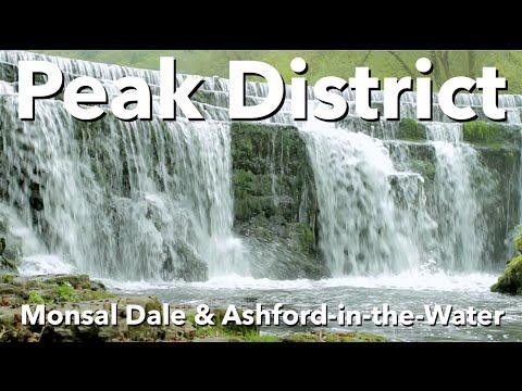 Peak District Walk - Monsal Dale & Ashford-in-the-Water