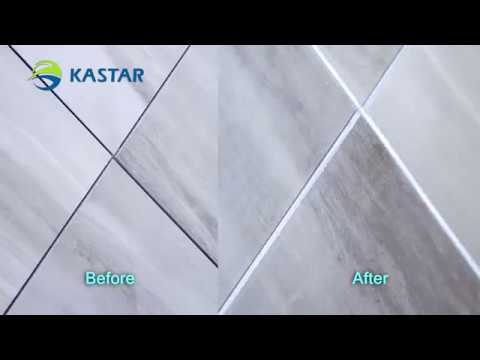 How to make a perfect wall with Kastar Ceramic Tile Sealer