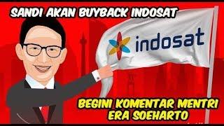 Video Menteri Era Soeharto 'T4m-p4r' Sandi yang Ingin Buyback Indosat MP3, 3GP, MP4, WEBM, AVI, FLV Maret 2019
