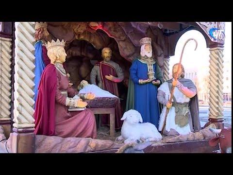 7 января православные верующие отметили Рождество Христово