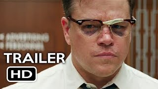 Video Suburbicon Official Trailer #1 (2017) Matt Damon, Oscar Isaac Crime Comedy HD MP3, 3GP, MP4, WEBM, AVI, FLV Maret 2018
