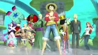 Видео One Piece Pirate Warriors 3