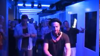 Ramon Tapia - Live @ Room Service Official Launch 2014