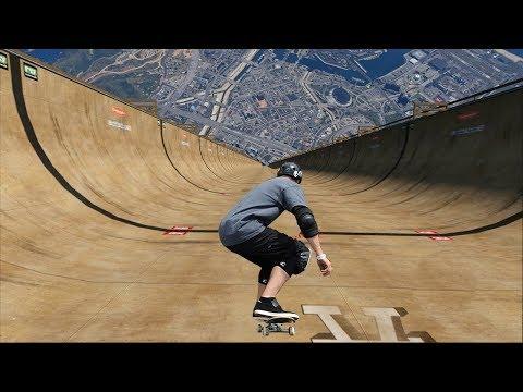 People With Amazing Talent! (Skateboarding)_A héten feltöltött legjobb extrémsport videók