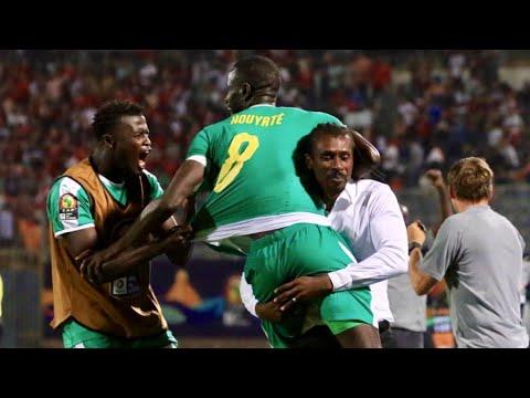 CAN-2019 : Le SÉNÉGAL est en finale ! Victoire en prolongations 1-0 face à la Tunisie