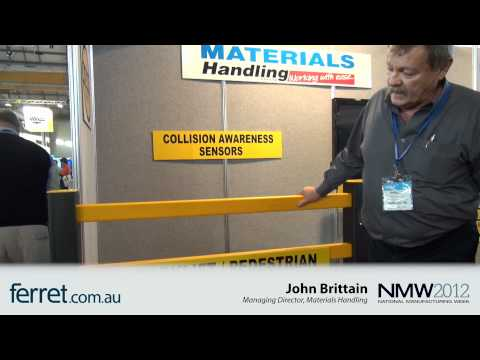 NMW 2012 - Ferret.com.au interviews Materials Handling