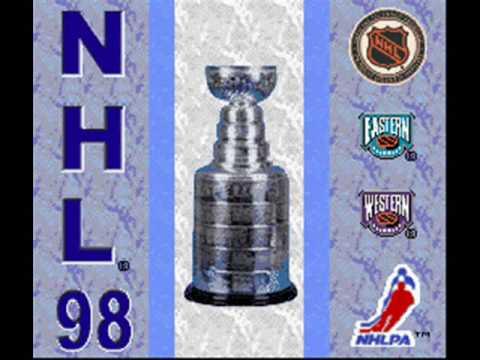 NHL 96 Super Nintendo