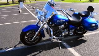 4. 2013 Yamaha Road Star Silverado S - U005007