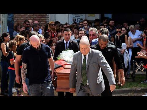 Στην Αργεντινή η κηδεία του Εμιλιάνο Σάλα