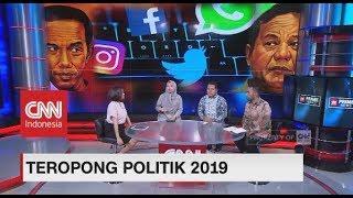 Video Pengamat: 2019 Perang Tagar Makin Panas, Jokowi-Prabowo Diramalkan Pasang Strategi 'Total Football' MP3, 3GP, MP4, WEBM, AVI, FLV Januari 2019