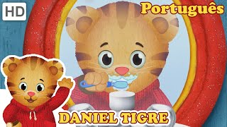 Daniel Tigre em Português - Bom Dia, Daniel/Boa Noite, Daniel (HD - Episódios Completos) Temporada 1, Episódio 17 Título:...