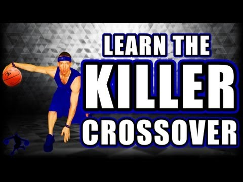 Crossover - http://www.superhandles.com Learn how to do the basketball dribble move known as the Killer Crossover, from Superhandles http://www.superhandles.com. This dr...