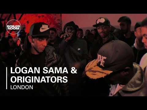 ORIGINATORS (FT. P MONEY, OGZ & FLIRTA D) BOILER ROOM LONDON LIVE SET @FlirtaDunDad @KingPMoney