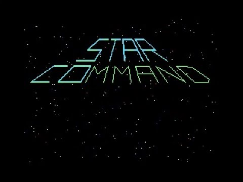 Star Command (1983, MSX, ASCII Corporation)