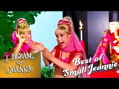 Honey, I Shrunk The Genie! | I Dream Of Jeannie