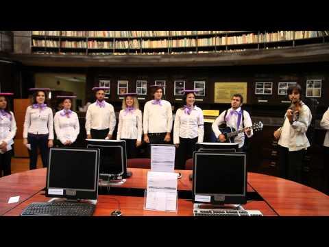 Студентски химн и Облаче ле бяло -  Театър лаборатория Алма Алтер