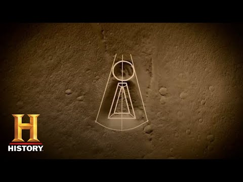 Ancient Aliens: STRANGE STRUCTURE DISCOVERED ON MARS (Part 2) (Season 15) | History