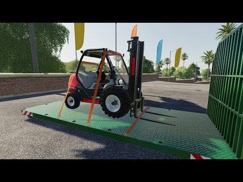 Manitou Forklift v1.0