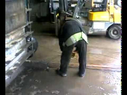 Waste Tyre Baler / Truck Tyre Balers (VB-150TY)