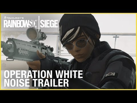Rainbow Six Siege: Operation White Noise | Official Trailer | Ubisoft de Tom Clancy's Rainbow Six : Siege