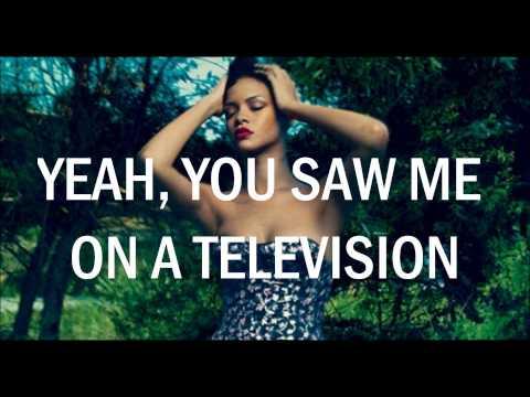 Tekst piosenki Rihanna - Half Of Me po polsku