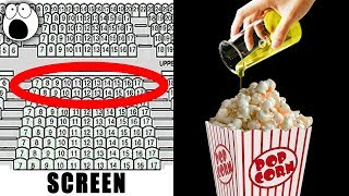 Video Top 10 Secrets Movie Theatres Don't Want You To Know MP3, 3GP, MP4, WEBM, AVI, FLV Oktober 2018