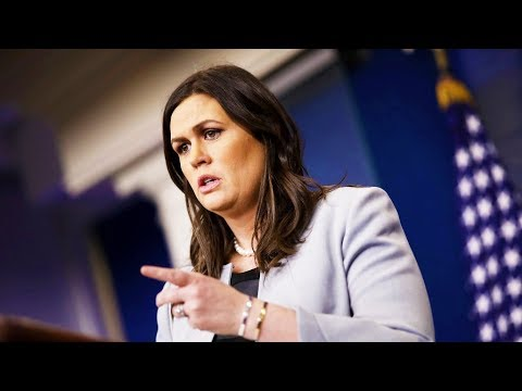 Trump's Press Secretary Accidentally Admits Something She REALLY Shouldn't Have