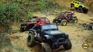 Axial, caster racing & KYX !!!.. RC Adventure Pekanbaru