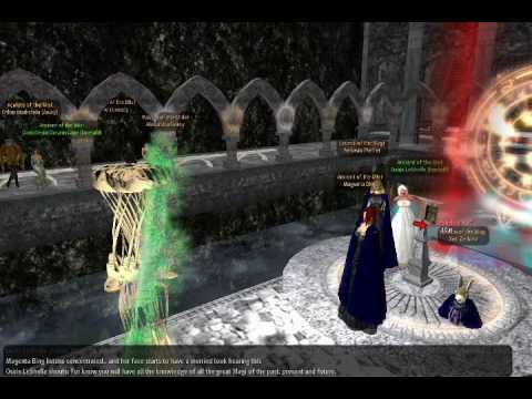 sensechange - The Avilion Order in Second life Magi have been detecting that they feel a change in the energies that control the magical flow in the land. In part 2, Magen...