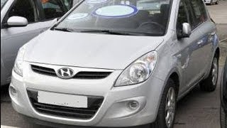 2011 HYUNDAI I20 1.2 COMFORT Test Drive - THE UK CAR REVIEWS Funny